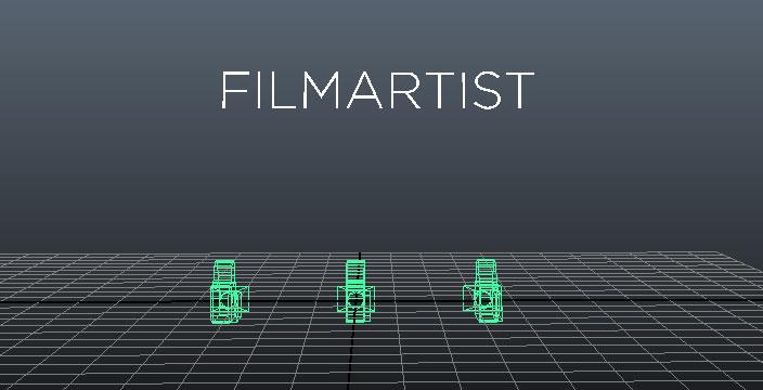 Autodesk MayaとDomemaster3Dで360°動画(spherical video)を書き出す方法。
